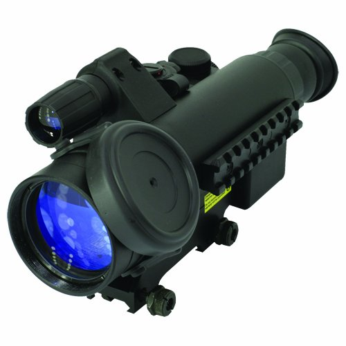 - Sightmark Night Raider 2.5x50 Night Vision Rifle Scope
