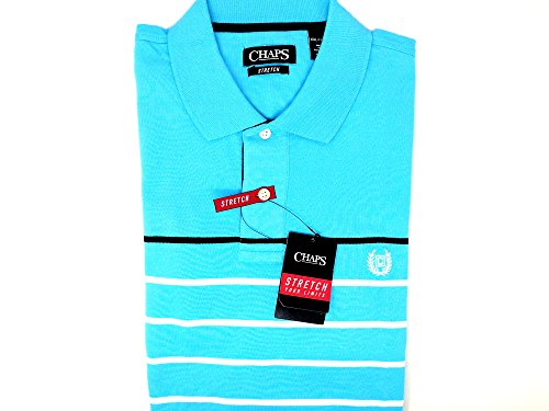 Chaps Mens Polo Stretch Your Limits