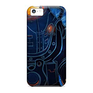 Fashionable Design Bioshock 2 Rugged Cases Covers For Iphone 5c New