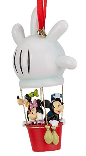 Disney Clubhouse Christmas Sketchbook Ornament product image