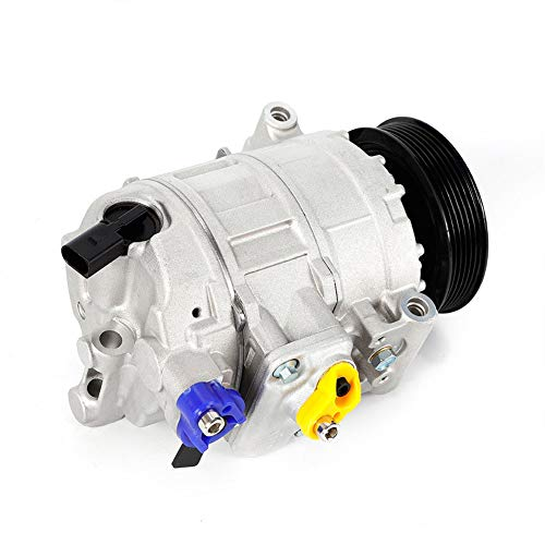 Yiyiby Air Conditioning Compressor Interior Heating Engine Compressor:
