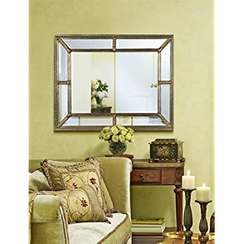 Amazon Com Gorgeous Extra Large Mirror Framed Wall Mirror