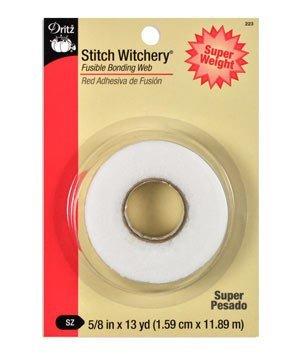 Dritz 5/8-Inch x 13-Yard Stitch Witchery Roll (223) by Dritz