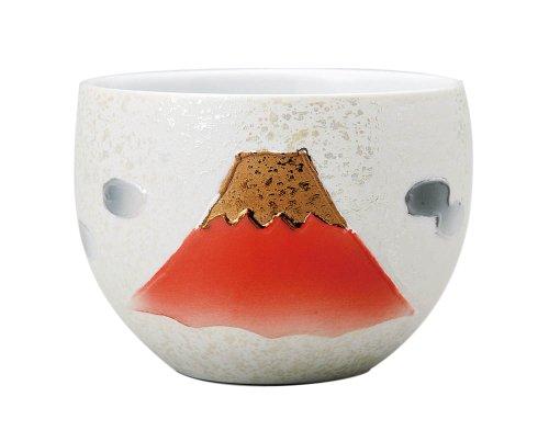 (Wind flow Fuji cocoon type Sencha Fuji Arita (Japan, good luck Collection) 360 022)