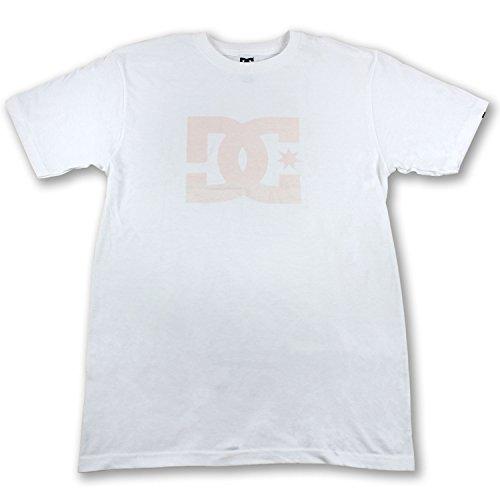 DC shoe Co. t-shirt Star UV bianco TG: Small