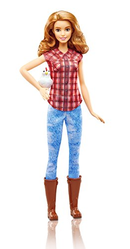 Barbie Careers Farmer Doll Buy Online In Uae Toys And