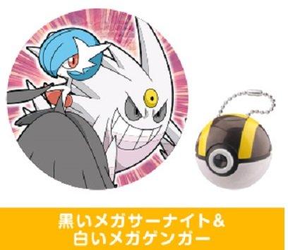 Pokemon Monster Ball Pokeball Projecter Swing Keychain ~ XY & Z ...