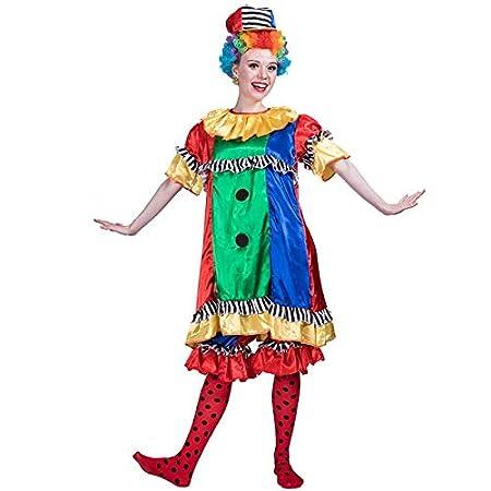Olwen Shop Home – Disfraz de Payaso para Mujer: Amazon.es: Hogar