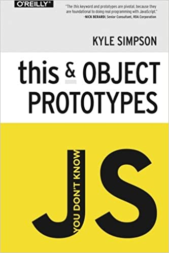 this and Object Prototypes
