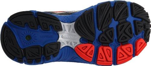 Brooks kids ghost4 kinderschuh 130007 1D 841 vS couleur :  gris/olympicBlue/châssis