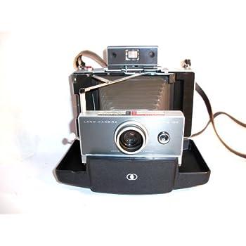 Amazon.com : Polaroid Automatic 100 Land Camera : Instant Film ...