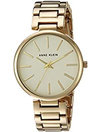 Women's AK/2786CHGB Gold-Tone Bracelet Watch