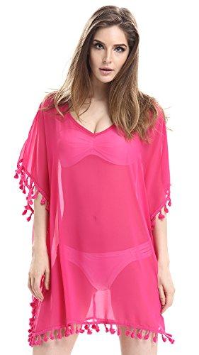 Mooncolour Lightweight Tassel Bikinis Swimsuit