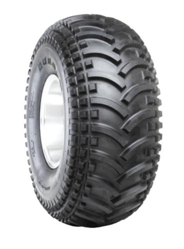 Duro HF243 Tire - Front/Rear - 24x9x11 , Position: Front/Rear, Tire Size: 24x9x11, Rim Size: 11, Tire Ply: 4, Tire Type: ATV/UTV, Tire Application: Mud/Snow 31-24311-249B by Duro (Image #1)
