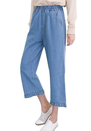 Jeans Lazutom Lazutom Blue Blue Jeans Donna Light Lazutom Donna Light wnXp4vYpq