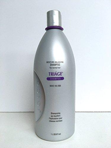 Triage Moisture Balancing Shampoo (Joico Triage Moisture Balancing Shampoo for Normal Hair 33.8)