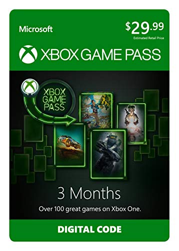 Xbox Game Pass - 3 Month Membership - Xbox One [Digital for sale  Delivered anywhere in USA