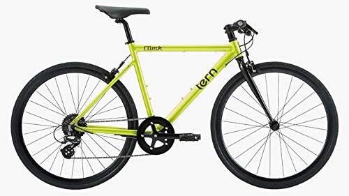 tern(ターン) CLUTCH 8段変速 クロスバイク 19CLT0LG51 LIME GREEN 51(650C)   B07G3KSFRV