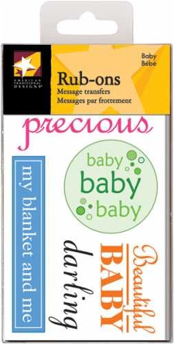 (American Traditional Boxed Rub-ons - Baby)