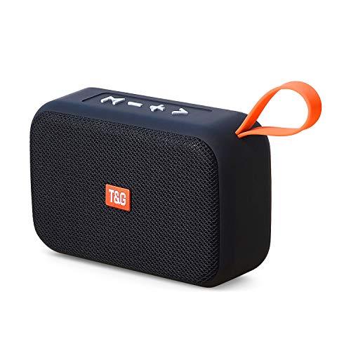 Bluetooth Luidspreker 5.0, Mini Draadloze Draagbare Bluetooth Luidsprekers, TWS 360 ° Surround Geluid, Ondersteuning…