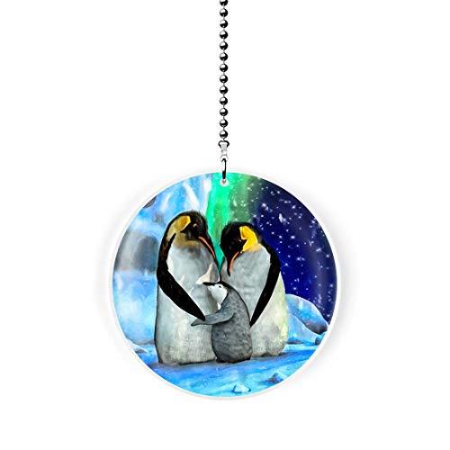 Gotham Decor Penguin Aurora Fan/Light Pull