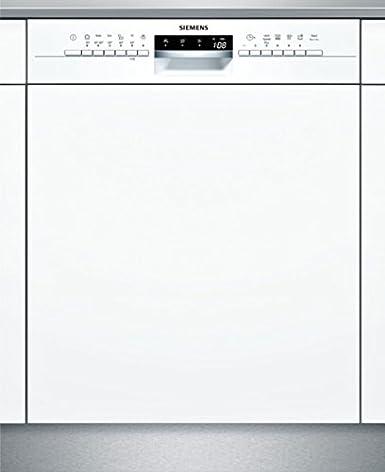 Siemens iQ300 SN536W03ME Semi-incorporado 14cubiertos A++ ...