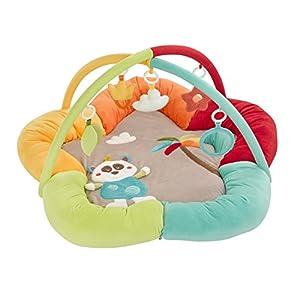 BabySun Tapis Cocon Multicolore 8