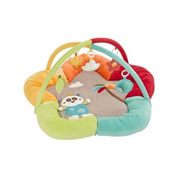 BabySun Tapis Cocon Multicolore 1