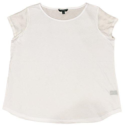 Lauren Cap Sleeve T-Shirt - 2