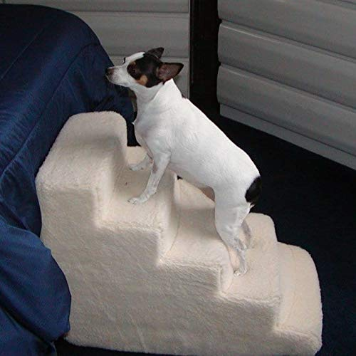 PetStairz 5-Step Foam Pet Steps by PetStairz