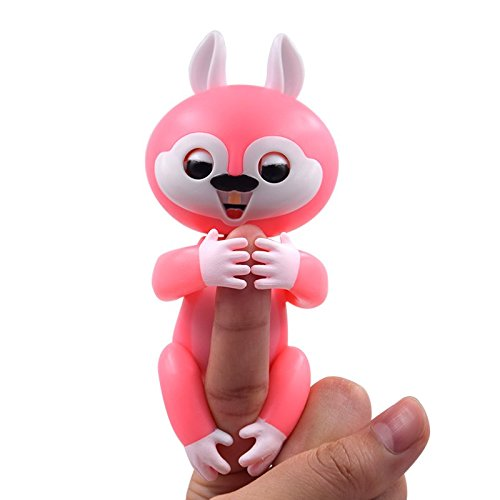 Colisey Happy Interactive Finger Baby Squirrel, Finger