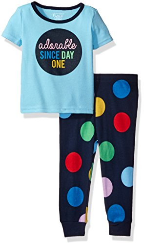 Childrens Place Baby Girls 2 Piece Pajama product image