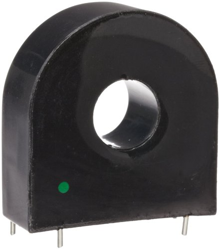 CR Magnetics CR8320-1600 General Purpose Vertical PCB Current Transformer, 1.6 Vmax RMS, 10 A Maximum Input - Pcb Transformer