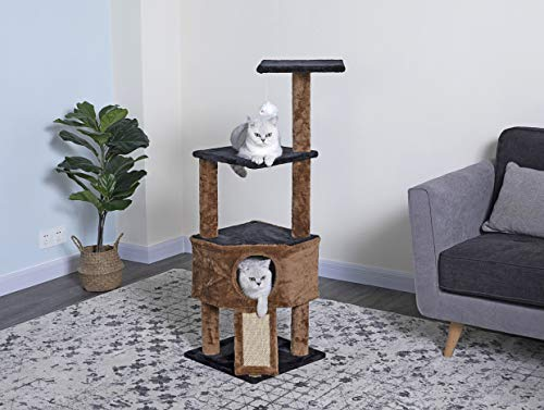 Go Pet Club 46″ Kitten Cat Tree