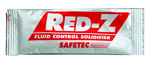 (Red-Z Spill Clean-Up Powder, 21 gm. Packet | Red-Z Spill Clean-Up Powder, 21 Gm.)