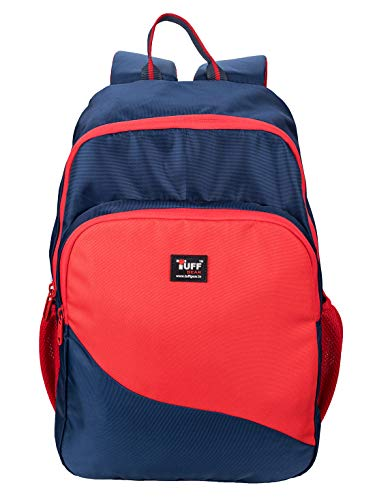Tuffgear 25 Ltrs Red Casual Backpack