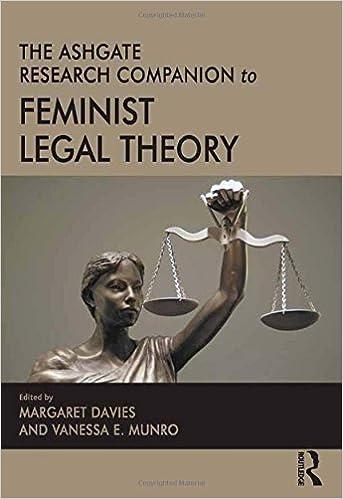 The Ashgate Research Companion to Feminist Legal Theory (Ashgate Research Companions)