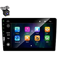 "Radio Coche Bluetooth 2 DIN - Autoradio Coche con 9 "" Pantalla Táctil MP3 MP5 Multimedia Player con Manos Libres, USB…"