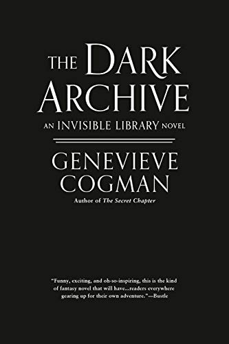 Book Cover: The Dark Archive