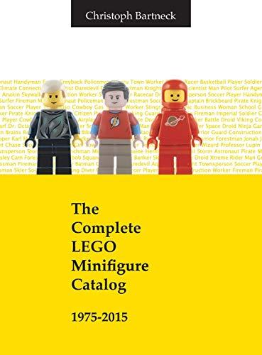 The Complete LEGO Minifigure Catalog 1975-2015