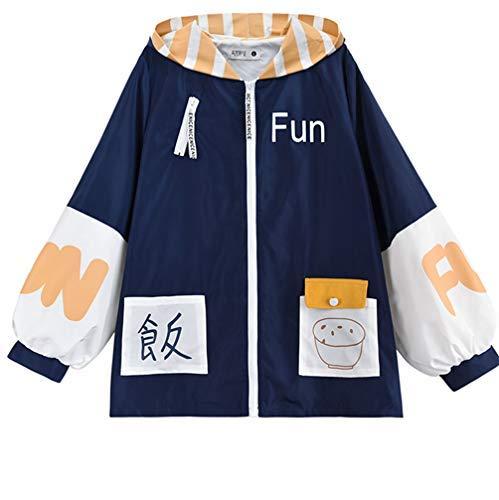 【ジンピン】森ガール部族秋ガール原宿bf風ジャケット柔らかい姉妹日本ルーズ2018秋新婦人服