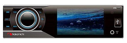 "Nakamichi NA130 3"" DVD/USB/SD Car DVD Stereo Receiver"