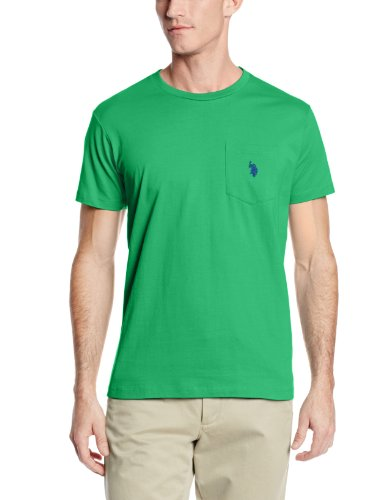 U.S. Polo Assn. Men's Crew Neck Pocket T-Shirt (Color Group 2 of 2)