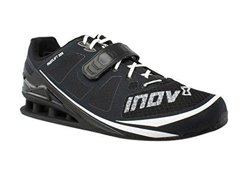 Inov-8 Mens Fastlift 325 Black Running, Cross Training Shoes Size 14