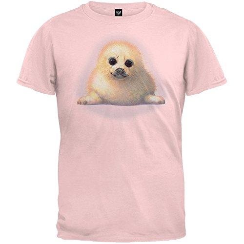 Seal Pup Youth T-Shirt - Large(14/16) (Pup Tiger Seal)