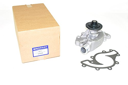 LAND ROVER DISCOVERY 2 1999-2004 V8 ENGINE WATER PUMP & GASKET NEW PART STC4378 (Rover V8 Engine Parts)