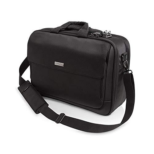 Kensington SecureTrek 15 Lockable Anti-Theft Laptop Briefcase (K98616WW)