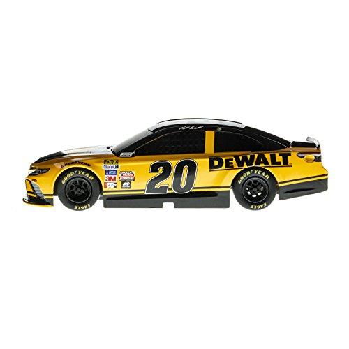 Slot Car Racing Body - Lionel Racing 15448 NASCAR Authentics 2017 Matt Kenseth #20 Dewalt Lionel Racing Diecast, Yellow, Black; 1: 24 Scale