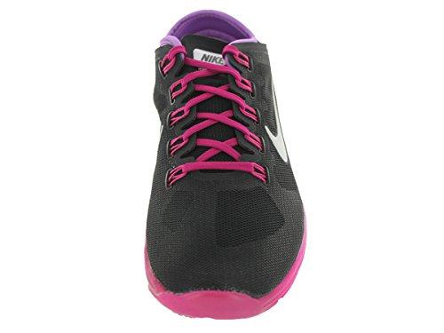 Nike Lunarhyperworkout Xt + Hardloopschoenen Zwart / Sport Fuchsia / Atomic Paars