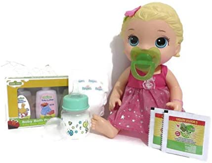 Amazon.com: Custom Set para Baby Alive snackin Lily ...